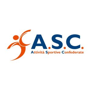 ASC attività confederate ente coni promozione sociale sport yoga olistica nutrizione - trainer maestro formatore docente scuola - teacher training corsi formazione insegnanti - insegno yoga - free yoga - andrea beom - lucia ragazzi - logo 3
