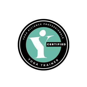 logo certified trainer yoga alliance professional uk - yoga teacher training corso formazione insegnanti - insegno yoga - free yoga - lucia ragazzi - andrea beom