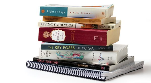 yoga-text-books