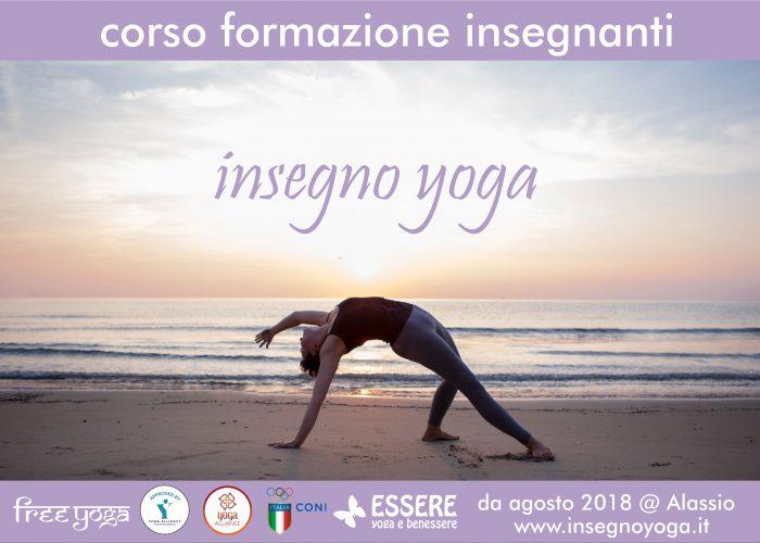 corso formazione insegnanti yoga teacher training - alassio agosto 2018 essere yoga e benessere - insegno yoga e free yoga