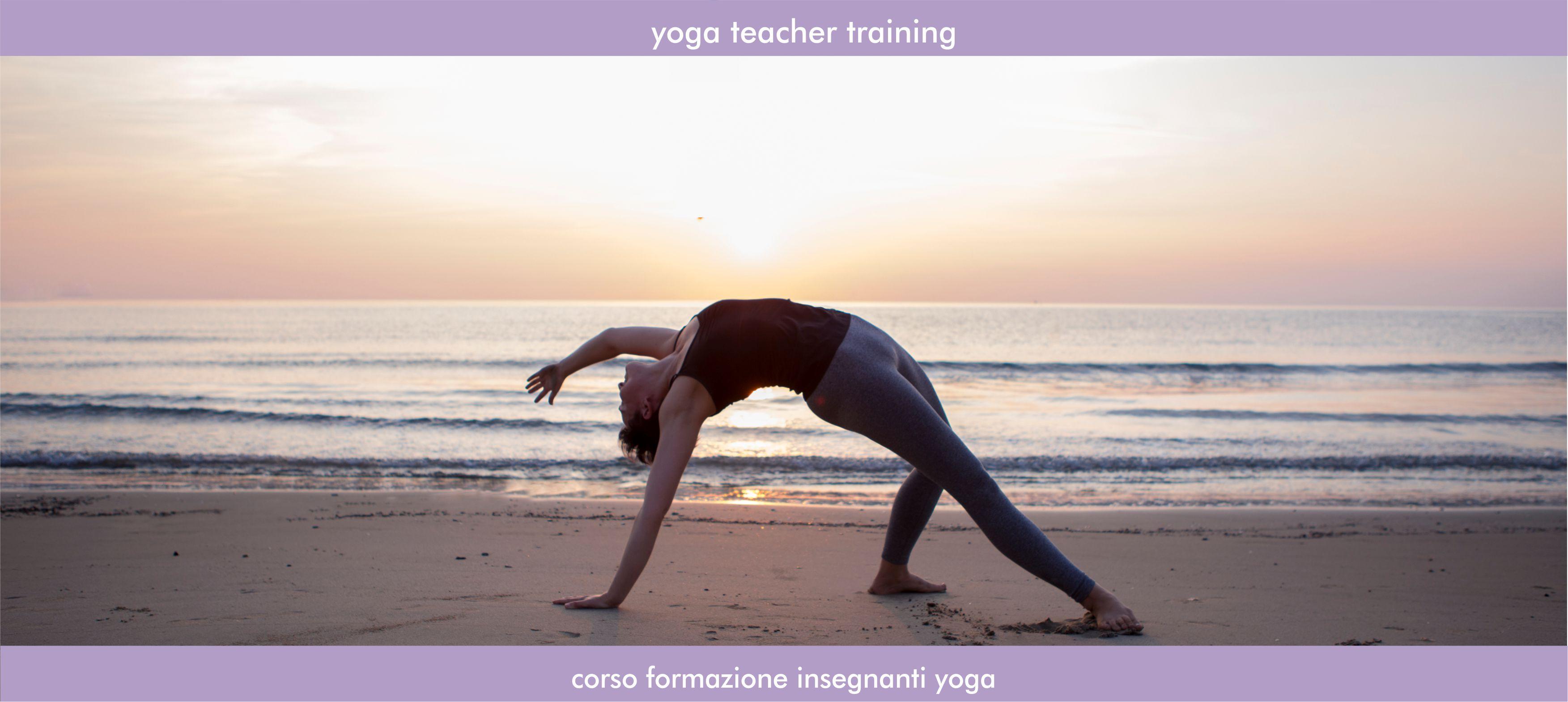 Insegno Yoga Free Yoga teacher training corso formazione insegnanti