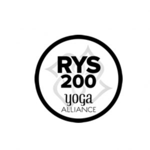 yoga alliance usa YA RYS 200 registered school - expert trainer - teacher training corsi formazione insegnanti - insegno yoga - free yoga - andrea beom - lucia ragazzi - logo
