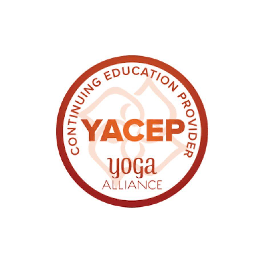 logo yoga alliance usa YACEP continuing education provider - educazione continua - expert trainer - teacher training corsi formazione insegnanti - insegno yoga - free yoga - andrea beom - lucia ragazzi